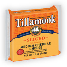 Tillamook Cheese!